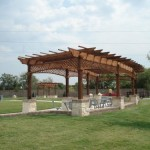 Homeowners Association Covered Picnic Area